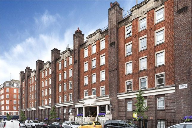 2 bed flat for sale in Crawford Street, London