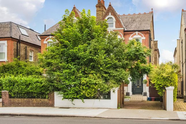 Thumbnail Semi-detached house for sale in Chiswick Lane, Chiswick, London