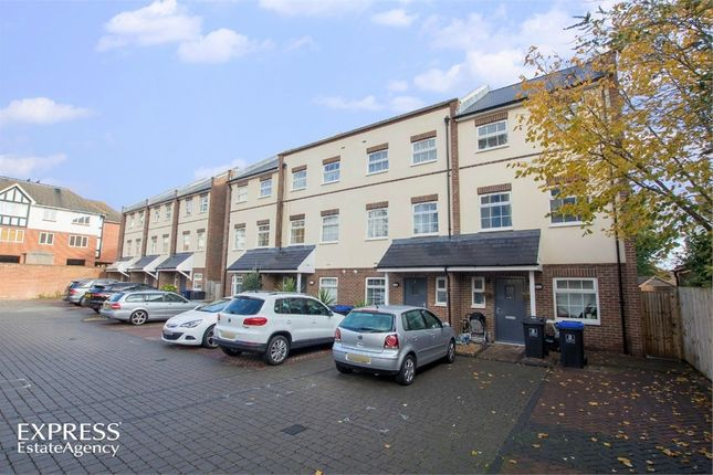 Thumbnail End terrace house for sale in Guildford Road, Woking, Surrey