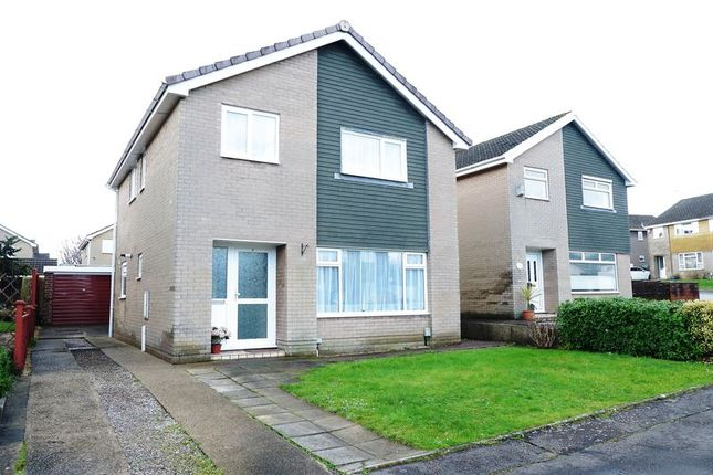 Thumbnail Detached house for sale in Heol Urban, Cardiff