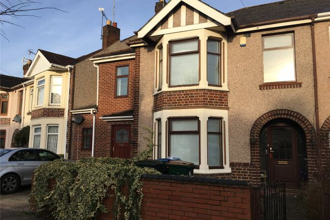 Thumbnail Semi-detached house to rent in Siddeley Avenue, Stoke Aldemoor, Coventry