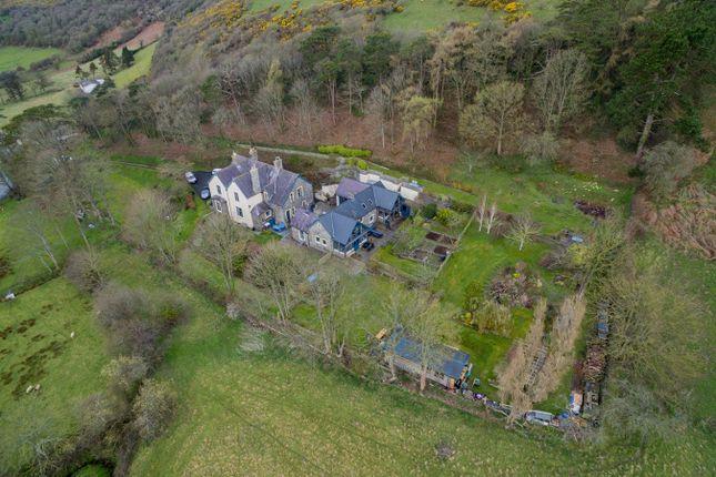 Thumbnail Detached house for sale in Llanrhystud, Ceredigion