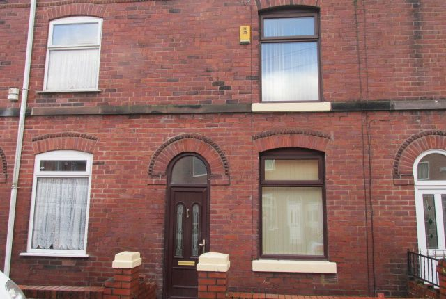 Thumbnail Terraced house to rent in St. John Street, Newton-Le-Willows