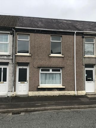 Thumbnail Terraced house to rent in Park Street, Betws, Ammanford