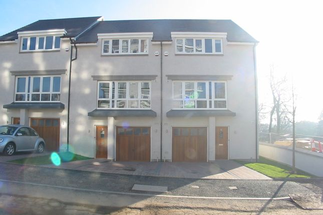 Thumbnail Terraced house to rent in Queens Crescent, Aberdeen
