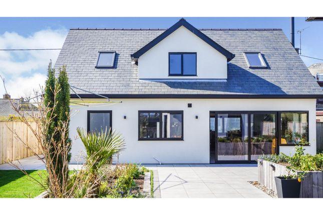 Thumbnail Detached house for sale in Penrhos, Morfa Nefyn