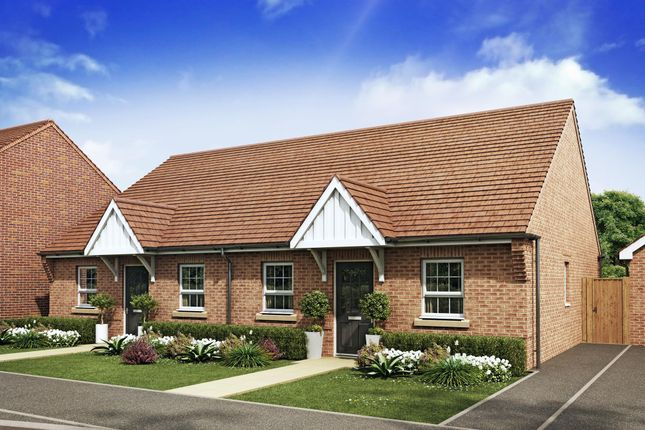 "Thumbnail Bungalow for sale in ""Burleigh"" at Station Road, Langford, Biggleswade"