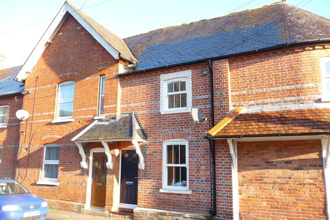 Thumbnail Terraced house to rent in Newtown Road, Newbury