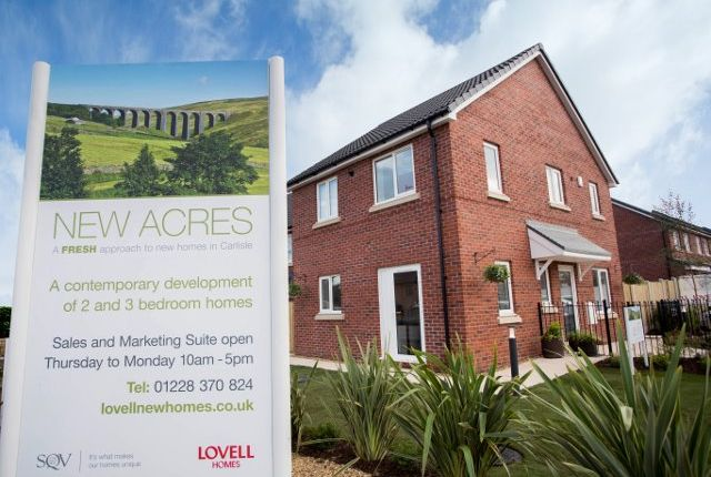 Thumbnail Mews house for sale in Latrigg Road, Carlisle, Cumbria