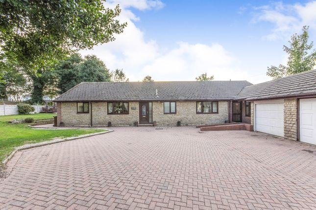 Thumbnail Detached bungalow for sale in Thurnscoe Bridge Lane, Thurnscoe, Rotherham