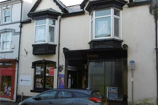 Thumbnail Flat to rent in Rhosmaen Street, Llandeilo, Carmarthenshire