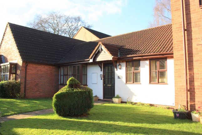 Thumbnail Terraced bungalow to rent in Hewell Place, Hewell Road, Barnt Green, Birmingham