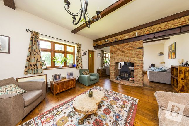 Thumbnail Detached house for sale in The Green, North Road, Havering-Atte-Bower, Romford