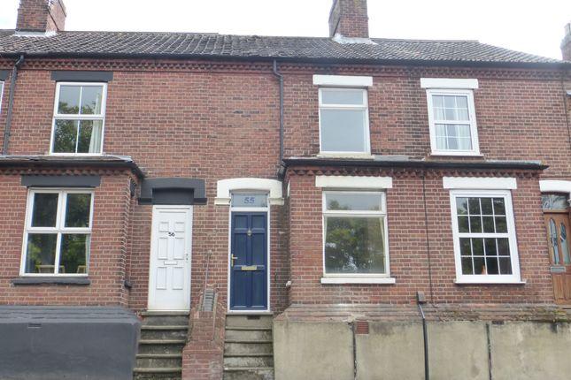 Thumbnail Terraced house for sale in Riverside Road, Norwich