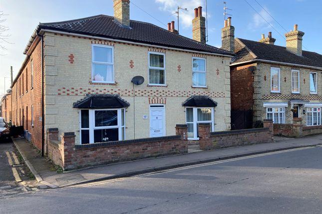 3 bed end terrace house for sale in Barrington Gate, Holbeach, Spalding PE12