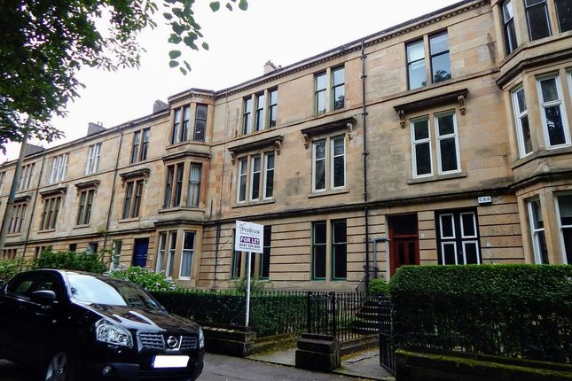 Thumbnail Flat to rent in 5 Hayburn Crescent, Glasgow