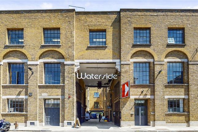 Thumbnail Office for sale in Unit 15 Waterside, 44-48 Wharf Road, London