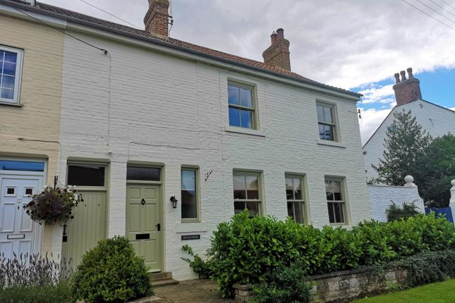 Thumbnail Semi-detached house to rent in Main Street, Stillington, York