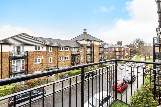 Balcony View of Stanmore, Middlesex HA7
