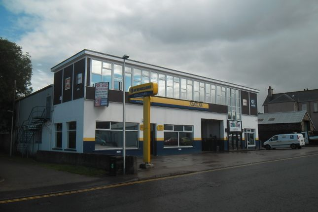 Thumbnail Industrial for sale in Lochside Road, Forfar