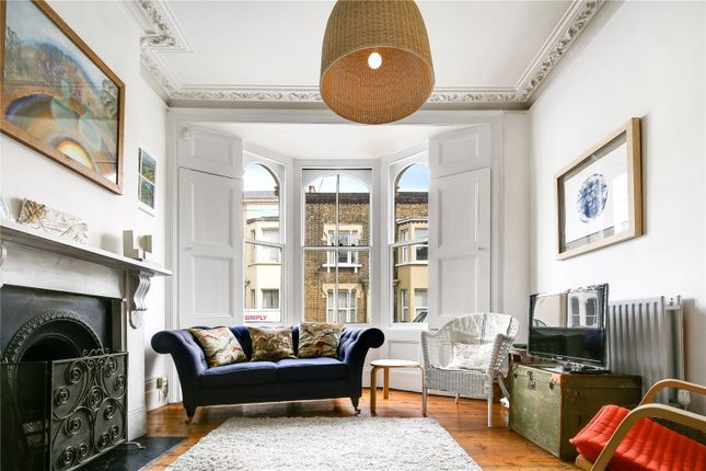 Living Room of Mossford Street, Bow, London E3