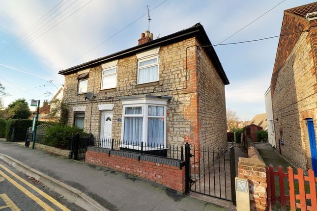 3 bed semi-detached house for sale in High Street, Broughton, Brigg DN20