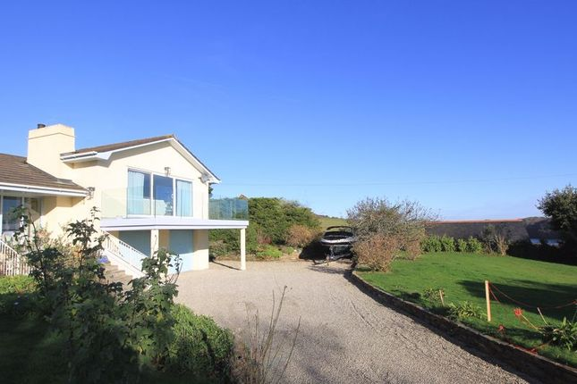 Front of Penruan Lane, St. Mawes, Truro TR2