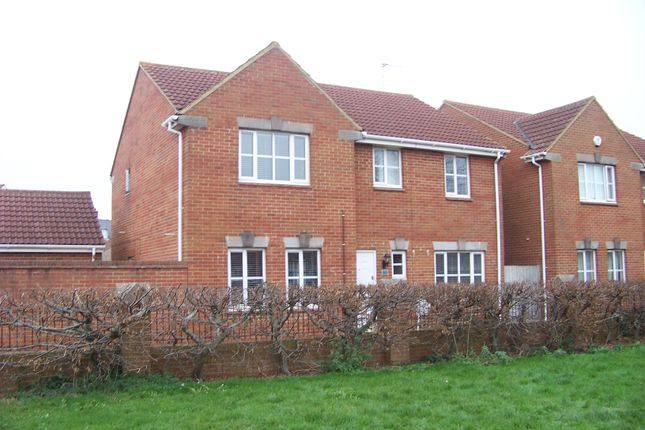 Thumbnail Detached house to rent in Pollard Road, Weston-Super-Mare