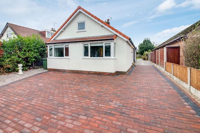 Thumbnail Detached bungalow for sale in Deansgate Lane North, Formby, Liverpool