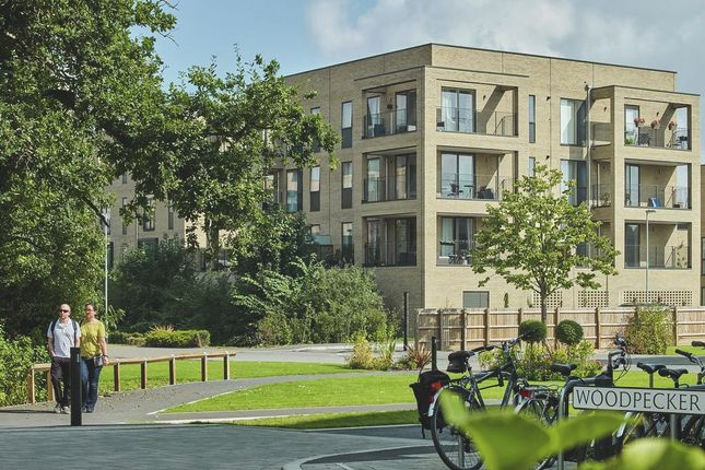 Thumbnail Flat for sale in The Gardella Apartments At Aura, Long Road, Cambridge