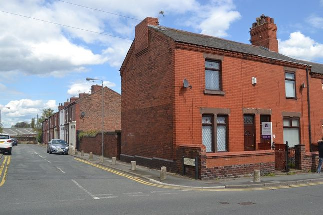 Thumbnail End terrace house to rent in Scholes Lane, St. Helens