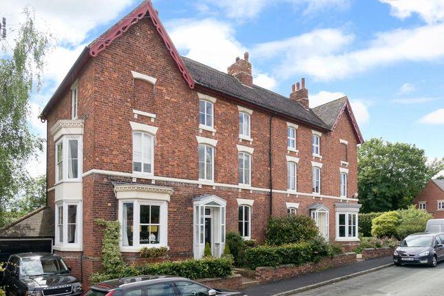 Thumbnail Semi-detached house for sale in Oak Street, Shrewsbury