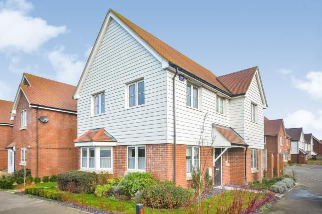 Thumbnail Detached house for sale in Church Lane, New Romney, Kent, .