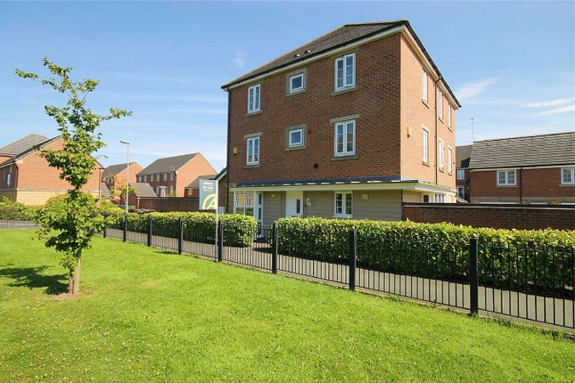Semi-detached house for sale in Bridgeport Mews, Great Sankey, Warrington