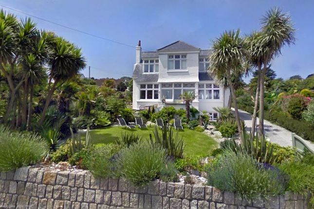 Thumbnail Detached house for sale in Boscawen Road, Falmouth