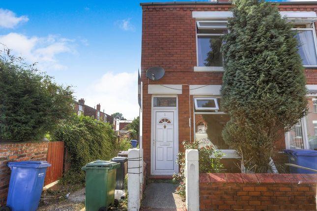 Thumbnail Terraced house to rent in Gordon Avenue, Hazel Grove, Stockport
