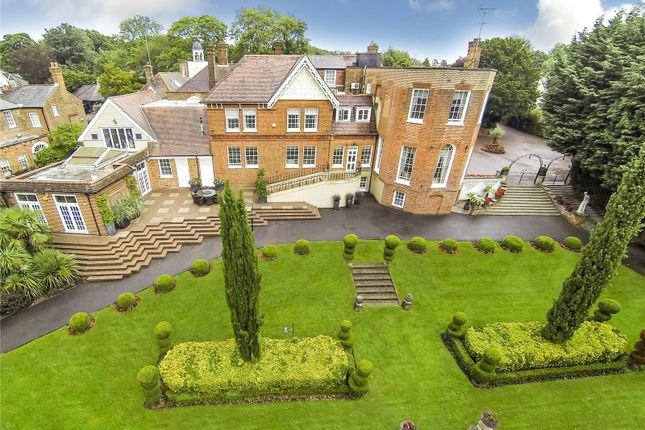 Thumbnail Detached house for sale in Stanmore Hill, Stanmore