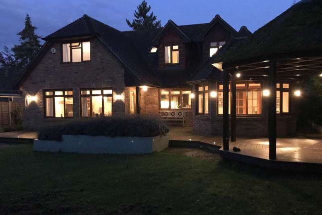 Thumbnail Detached house for sale in Lower Road, Bookham, Leatherhead