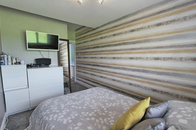 Master Bedroom of Heywood Road, Prestwich, Manchester M25