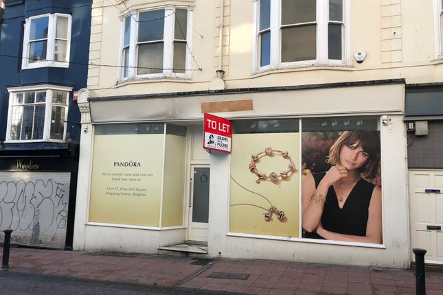 Thumbnail Retail premises to let in Duke Street, Brighton