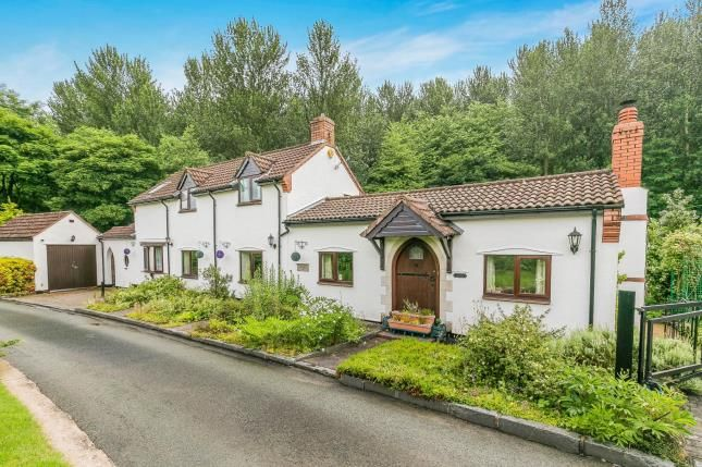 Thumbnail Detached house for sale in Nefod Lane, St. Martins, Oswestry, Shropshire