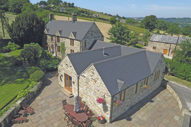 Thumbnail Property for sale in Dark Lane, Ashover Hay, Ashover, Derbyshire