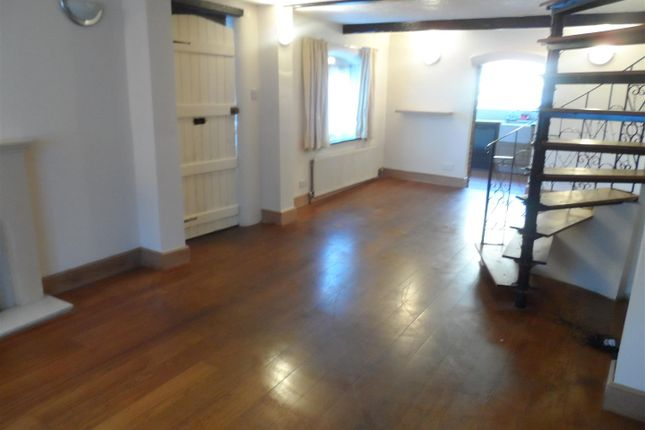 Thumbnail Cottage to rent in Gosport Road, Fareham