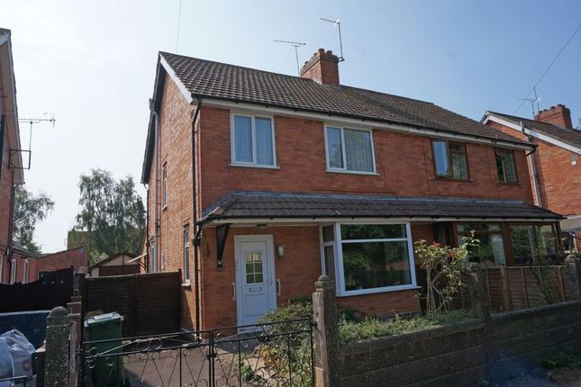 Thumbnail Semi-detached house for sale in Northfield Avenue, Taunton