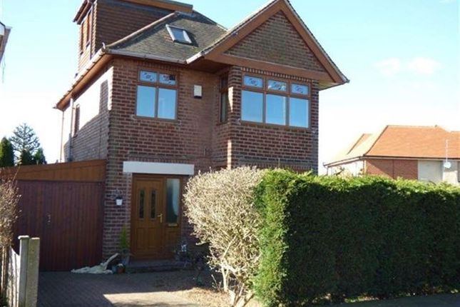Thumbnail Detached house to rent in Lyndale Road, Bramcote