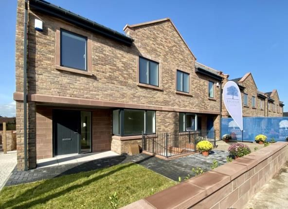 Thumbnail Semi-detached house for sale in Village Mews, Caldy Road, West Kirby, Wirral, Merseyside