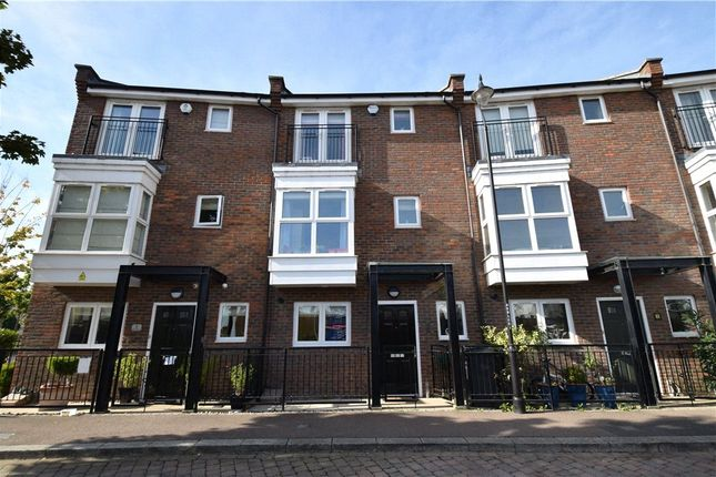 Thumbnail Terraced house for sale in Stonely Crescent, Greenhithe, Kent