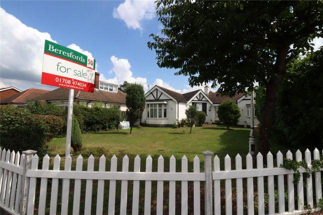 Thumbnail Bungalow for sale in Wingletye Lane, Hornchurch