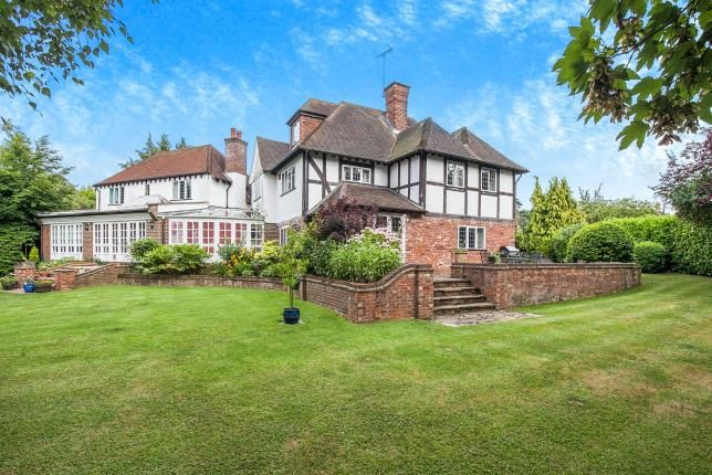 Thumbnail Detached house for sale in Guildford, Surrey, Bell House Abbotswood