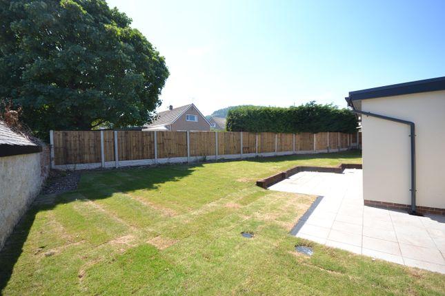 Garden View 2 of Llwyn Onn, Abergele LL22
